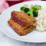 Beans and Walnuts Meatloaf